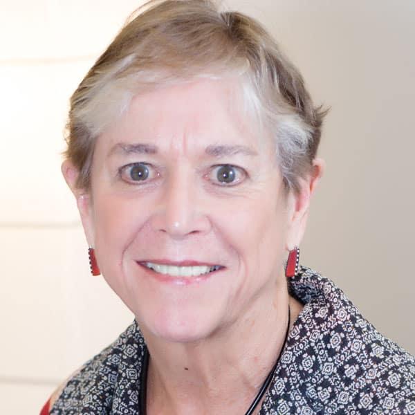 Eloise Damrosch,  RACC Executive Director
