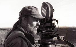 Filmmaker Lawrence Johnson, recipient of the 2012 RACC Fellowship Award in Media Arts. (Photo: Patrick Rosencrantz)