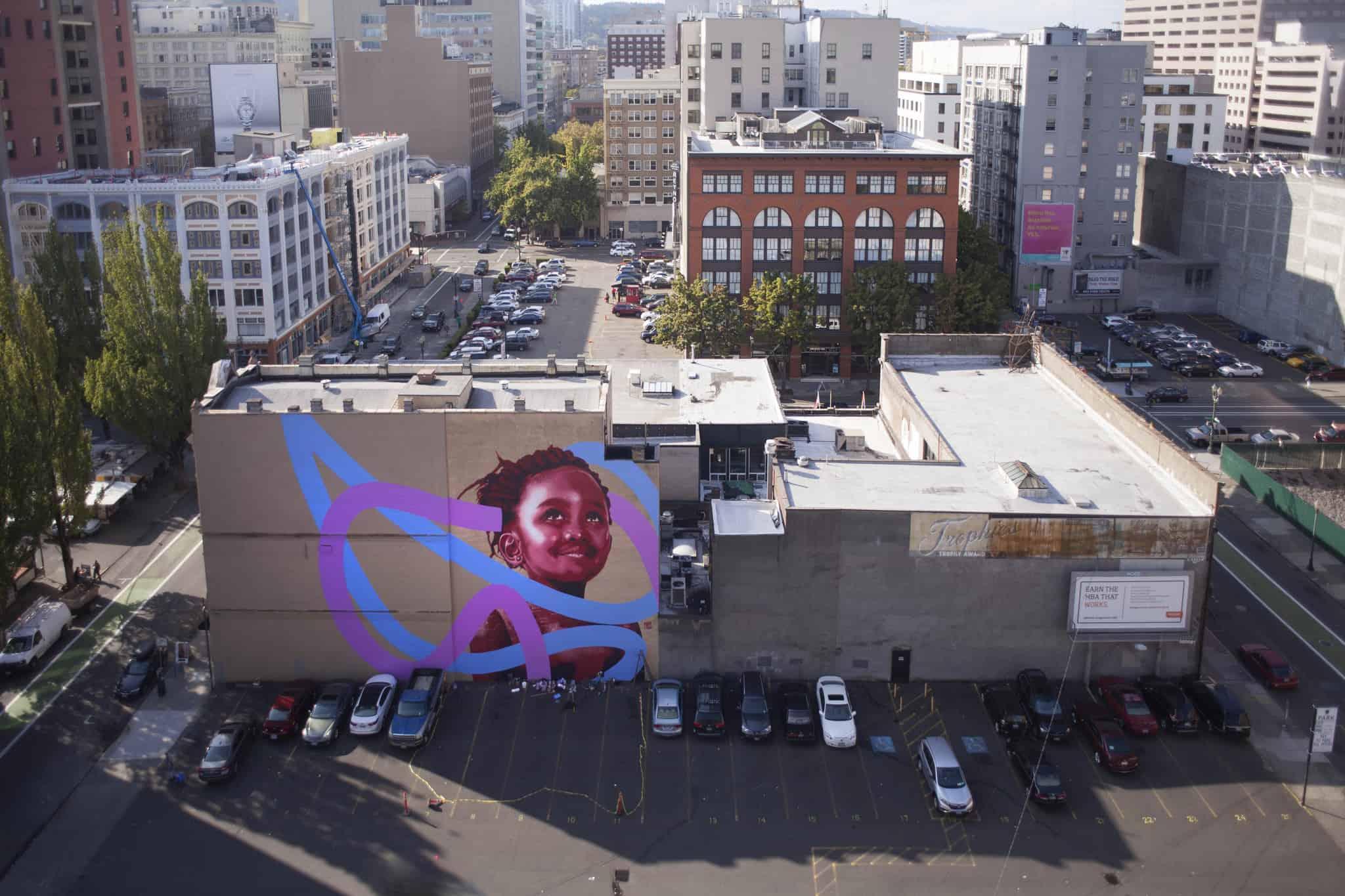 Public Art Murals Program | Regional Arts and Culture Council