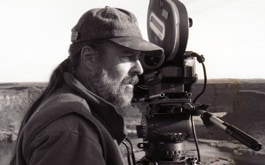 Filmmaker Lawrence Johnson received the last RACC Media Arts Fellowship in 2012.
