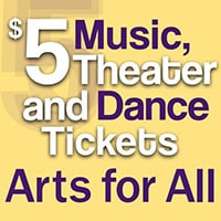 Arts For All | Regional Arts and Culture Council