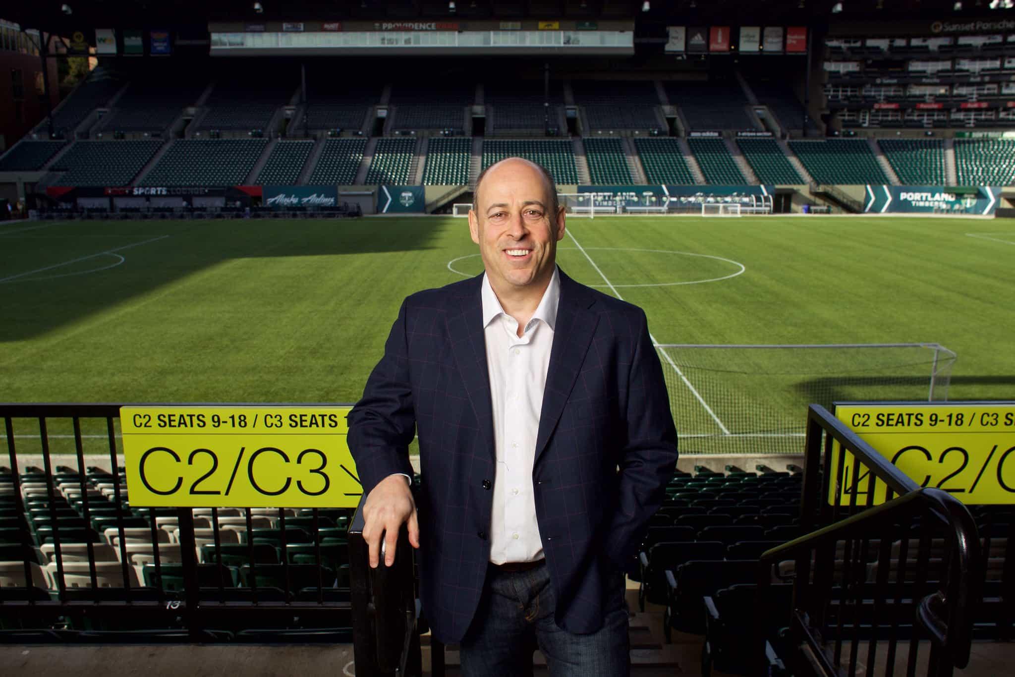 Mike Golub, RACC board chair for 2016-17