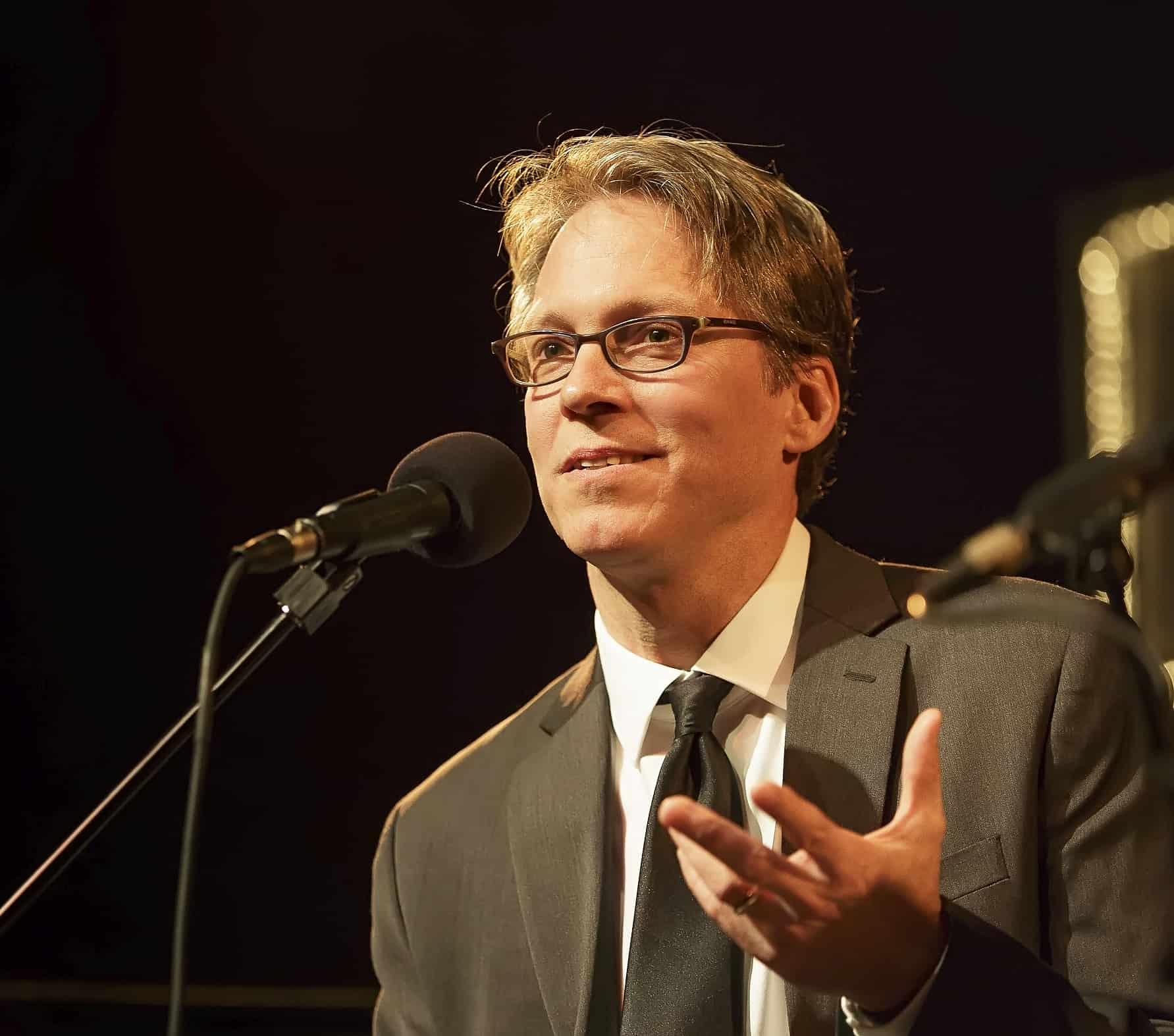 Brian Lindstrom - photo credit LiveWire